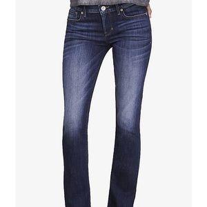 Express Jeans | Stella Bootcut | Dark Wash